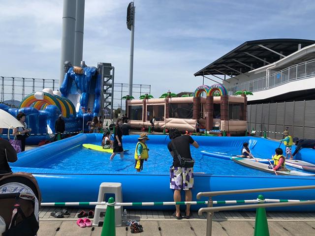 夏のウォータースポーツフェスティバル